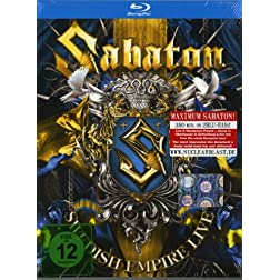 Swedish Empire Live [Blu-ray]