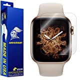 ArmorSuit Apple Watch Series 4 Screen Protector (40mm)(2 Pack) Full Coverage MilitaryShield Screen Protector for Apple Watch Series 4 (40mm) - HD Clear Anti-Bubble