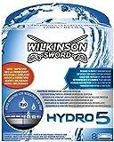 Wilkinson Sword Hydro 5 Razor Blades - Pack of 8
