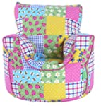 Cotton Patchwork / Ladybird Bean Bag...