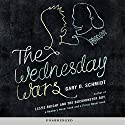 The Wednesday Wars Audiobook by Gary D. Schmidt Narrated by Joel Johnstone