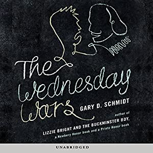 The Wednesday Wars Hörbuch