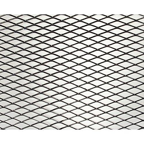 Foliatec FT 34728 Aluminium Renn-Gitter