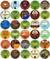 Brewing Something Good, K-Cup Gift Sampler, 30-Count Unique K-Cup Variety, Single-Cup Portion Pack for Keurig K-Cup Brewers, Packaged in Brewing Something Good Gift Box from Brewing Something Good
