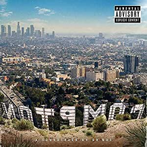 Compton: A Soundtrack By Dr. Dre [12 inch Analog]
