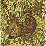 Tile Design, by William De Morgan (V&A Custom Print)