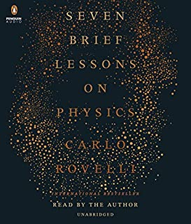 Book Cover: Seven Brief Lessons on Physics