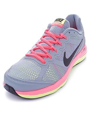 big sale 7a0cd a6c10 Nike Wmn Dual Fusion Run 3 MSL femmes, toile, sneaker low