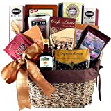 Art of Appreciation Gift Baskets   Rise and Shine Good Morning Breakfast Set