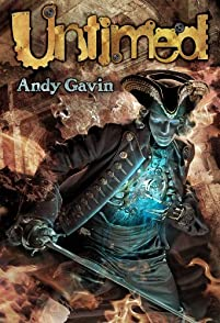 (FREE on 8/25) Untimed: A Time Travel Adventure by Andy Gavin - http://eBooksHabit.com