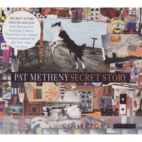Pat Metheny - Secret Story 2CD Special Edition - Zortam Music