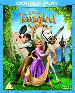Tangled (Blu-ray + DVD) [2010]