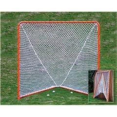 Lacrosse 6 ft. W x 6 ft. H Folding Goal by EZGoal
