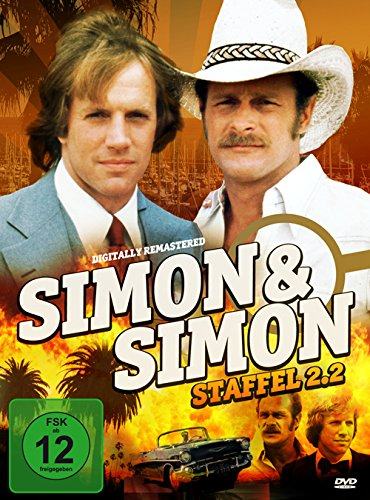 Simon & Simon - Staffel 2, Teil 2 [3 DVDs]