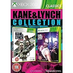 Kane & Lynch 1 & 2 Doublepack (Classics)