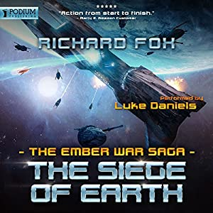The Siege of Earth Audiobook