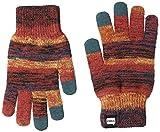 (エヴォログ)Evolg AZTECA 液晶タッチ対応手袋 LET 2307  ORANGE Free