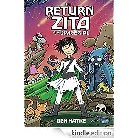 The Return of Zita the Spacegirl (Zita the Spacegirl Series)