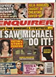 img - for National Enquirer Feb. 2003 book / textbook / text book