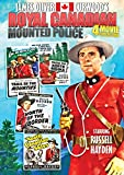 Royal Canadian Mounted Police: 4 Movie Collection [Import]