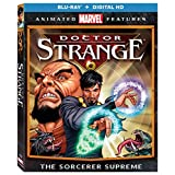Doctor Strange [Blu-ray + Digital HD]