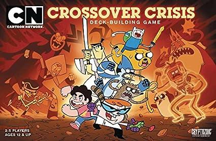 Dessin animé réseau Crossover Crisis Deck-building Jeu