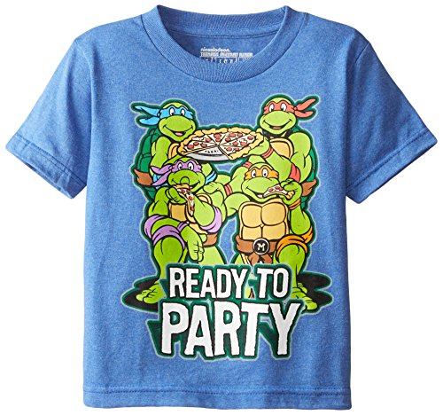 Hybrid Little Boys' Teenage Mutant Ninja Turtles Party Tee