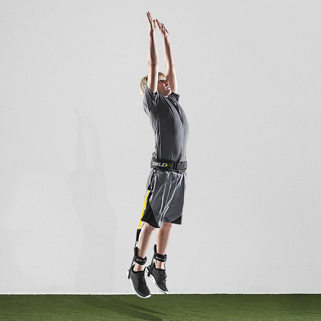 New SKLZ Hopz Vertical Jump Trainer Training Improver With