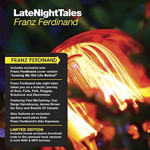 Franz Ferdinand-Late Night Tales-WEB-2014-JUST Download