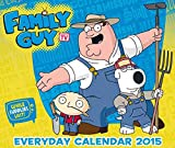 Official Family Guy Desk Block Calendar 2015