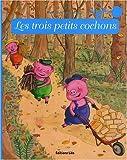 echange, troc Anne Royer, D'après Hans Christian Andersen - Minicontes classiques : Les trois petits cochons