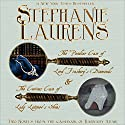 The Peculiar Case of Lord Finsbury's Diamonds & The Curious Case of Lady Latimer's Shoes, Two Novels From the Casebook of Barnaby Adair (       UNABRIDGED) by Stephanie Laurens Narrated by Jim McCabe