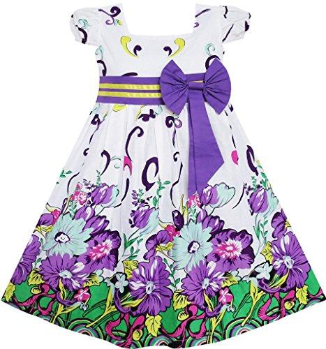 Smocked Childrens Dresses front-144481