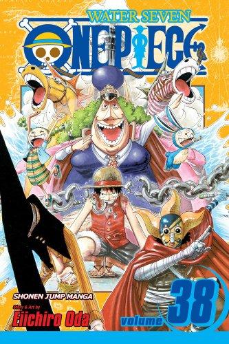 ONE PIECE ワンピース コミック38巻 (英語版)