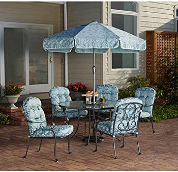 Mainstays Willow Springs 6-Pc. Patio Dining Se
