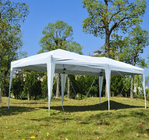 10 X 20 Ft POP up Wedding Canopy Party Tent Gazebo