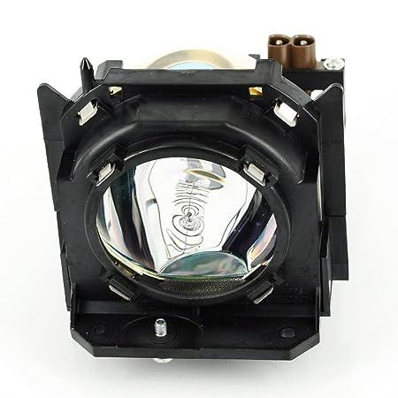 haiwo ET-LAD10000F de haute qualité Ampoule de projecteur de remplacement compatible avec logement pour Panasonic pt-d10000/dw10000; Panasonic PT-D10000U/PT-DW10000U.