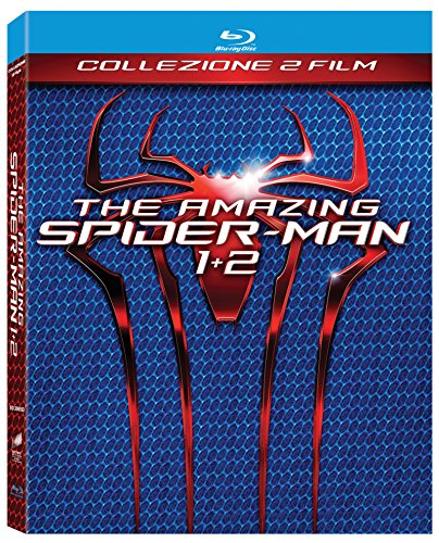 the-amazing-spider-man-1-2-blu-ray-it-import