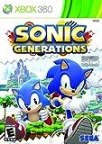 Sonic Generations - Xbox 360 Standard Edition