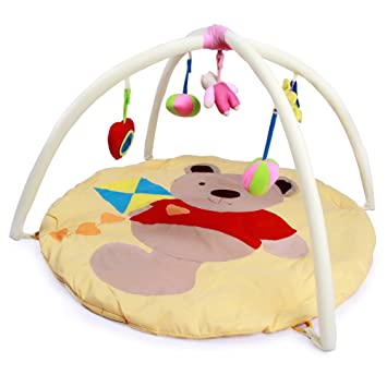 Image result for NOVICZ Latest Big Size Baby Play Mat kids soft Baby Gym Bay Crawling Rugs baby Cartoon Activity Carpet Infant Bed