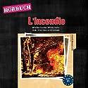 L'incendio (PONS Hörbuch Italienisch): Mörderische Hörkrimis zum Italienischlernen Hörbuch von Giovanni Garelli Gesprochen von: Giovanni Giudice