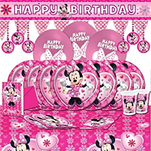 Partager facebook twitter pinterest actuellement indisponible nous ne savons pas quand - Kit anniversaire minnie ...