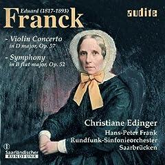 Franck: Violin Conc in D Op 57