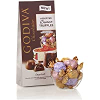 Godiva Chocolatier Wrapped Dessert Truffles (Assorted)