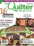 The Quilter Magazine October/November 2012 (16 Autumn Quilts & Accessories)