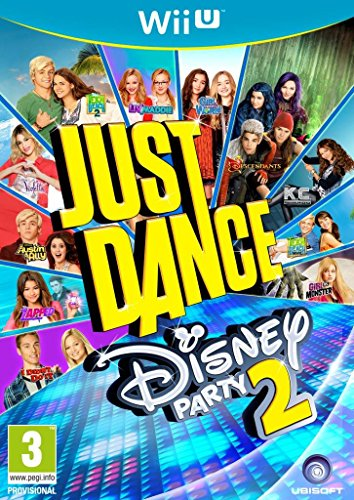 Just Dance Disney Party 2 Standard Edition Nintendo Wii U PDF