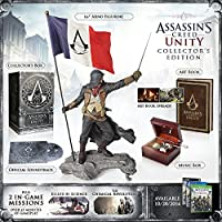 Assassins Creed Unity Collector Edition PlayStation 4