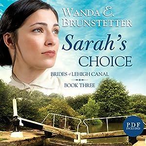 Sarah's Choice Audiobook