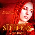 Sleepers: The Swarm Trilogy, Book 1 (       UNABRIDGED) by Megg Jensen Narrated by Kathryn Merry