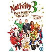 Nativity 3: Dude, Where